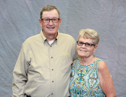 Ron and Sandy Cornell – missionary builders